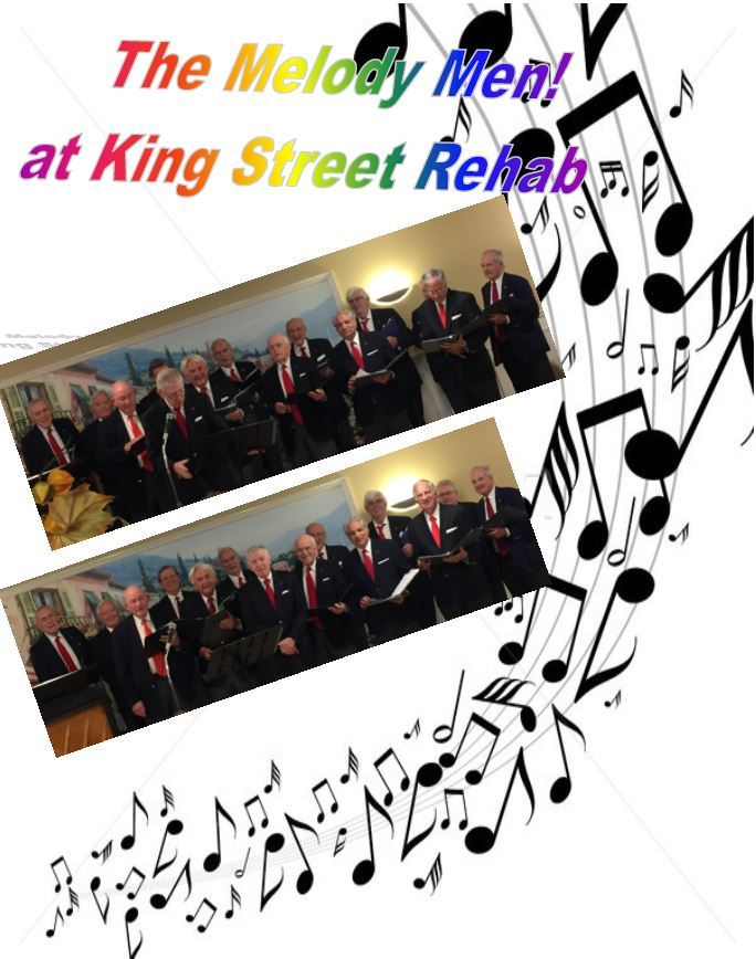 King Stree Rehab Presents: The Melody Men